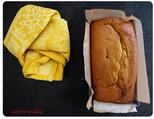 cake potimarron