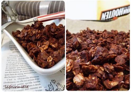 granola chocolat corsé