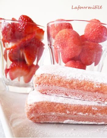 Tiramisu fraises et tagada