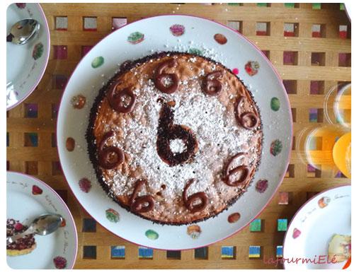 gâteau genoise