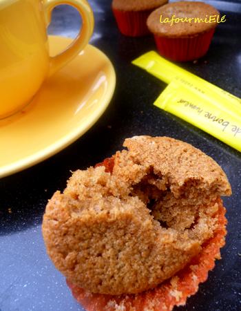 muffin au café