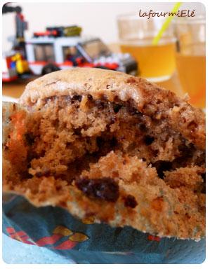 Muffin chocolat pascal weeks