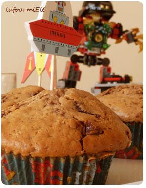 Muffin chocolat