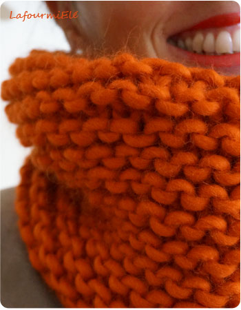 snood pumpkin