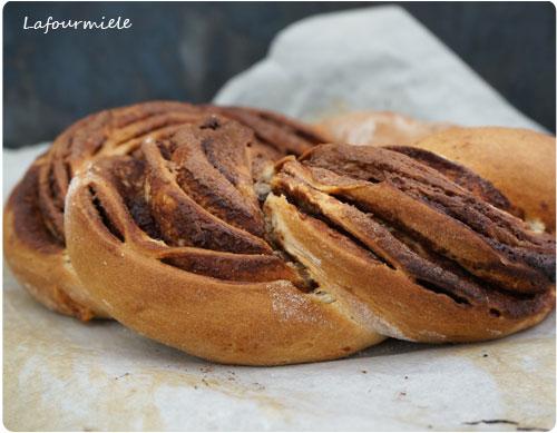 brioche-torsadée-nut-kringel