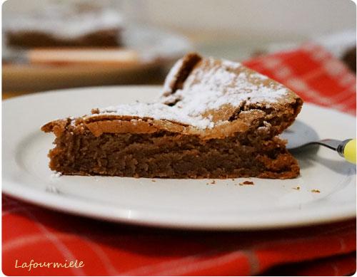 Gâteau bellevue Chocolat