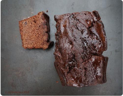 C 39 est fort en chocolat la fourmi el for Cake au chocolat pierre herme