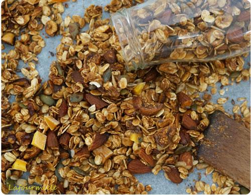 Granola 2.0 - céréales