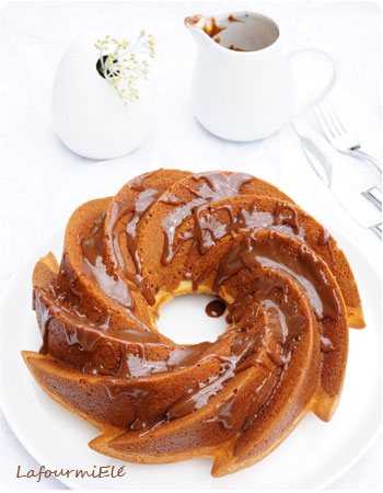 Bundt cake caramelia