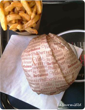 Big Fernand - hamburgé