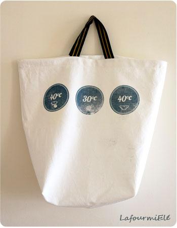 grand sac à linge