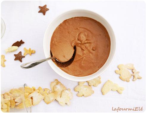 Mousse au chocolat de Pierre Hermé