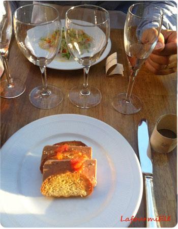 chardenoux, foie gras