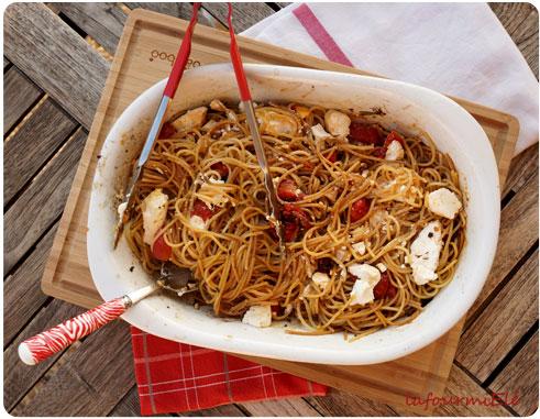 spaghetti-tomates-et-ricotta-rôties