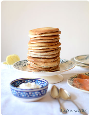 blinis sarrasin