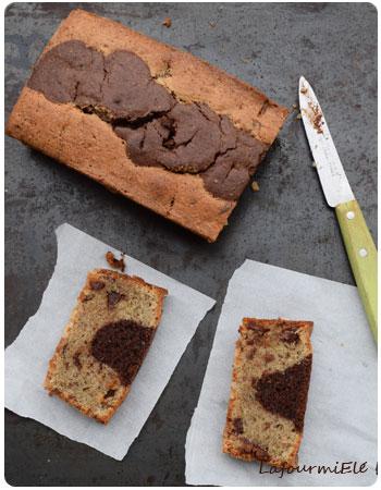 marbré chocolat noisette conticini