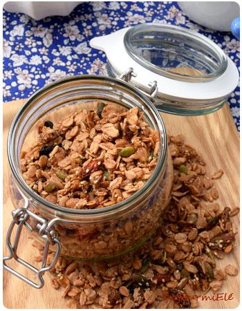 granola keimling