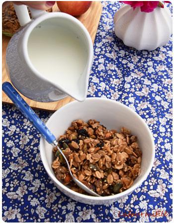 granola-keimling