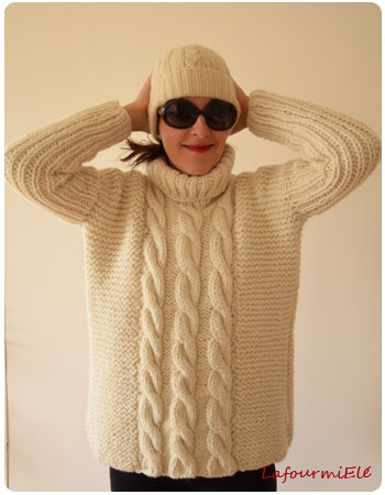 tricot pull sven