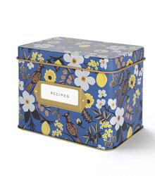 carnet-de-shopping-#5-boîte-à-recette-bleue