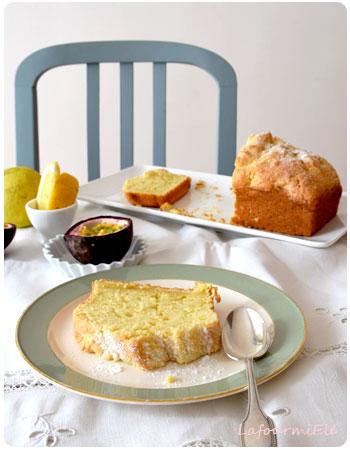 cake a la ricotta et au citron