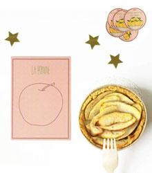 carnet-de-shopping-#7 kit petits cuistots pomme pioro éditions
