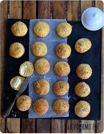 scones à la mimolette