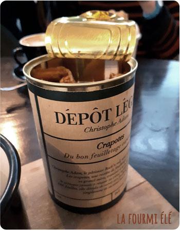 depot legal