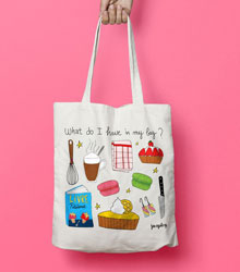 carnet-de-shopping-noel 18 tote bag