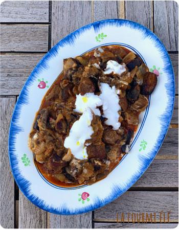 Curry d'agneau super rapide et delicieux de Jamie Oliver